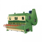 Sheet Shearing, Bending, Rolling Machines