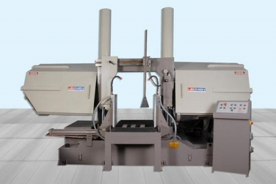 Fully Automatic Double Column Horizontal Bandsaw