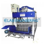 Conrete Block Making Machines Hydraulic Operated Semi-Automatic Laying Type Concrete Block Making Machine