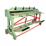 Treadle Guillotine Shearing Machine