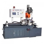 Automatic Hopper Feed Nut Tapping & Nut Cutting Machine