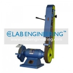 Abrasive Belt Grinder Bench Type